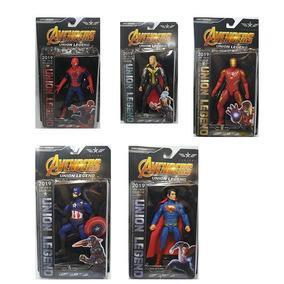 Vingadores Bonecos Marvel Avengers Union Legend