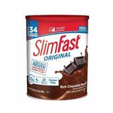 Slim Fast Sabor Chocolate 364 Gr Original Envío Gratis
