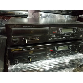 Gemini Cd-100 Cd Player Profesional Con Pitch Remato