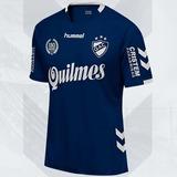 Camiseta Alternativa Quilmes Hummel 2018 Original