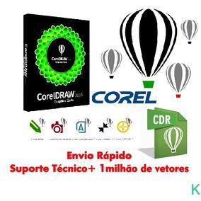 Corel Draw 2018 Lancamento Superior Ao Corel X8 X9 2017