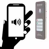 Aparelho Para Escuta Telefonica De Celular Mini Som Bd1