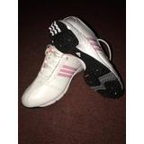 Zapatos Para Jugar Golf Femenino - adidas Para Pies De 22 Cm