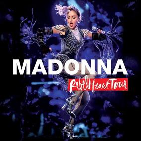 Madonna Rebel Heart Tour Cd Doble Nuevo Importado