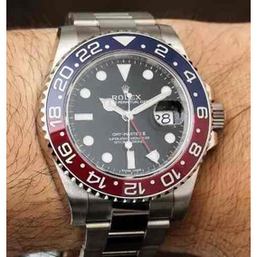 Relogio I205016 Iron Man Mixto Gmt Master 2 Luxo 9687