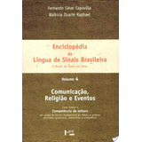 Enciclopedia Da Lingua De Sinais Brasileira, V.4