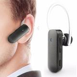Auricular Bluetooth 3.0 Manos Libres Roman R505 Con Microfon