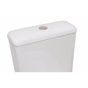 Tampa Para Caixa Acoplada Fiore Branco Incepa - All Banho