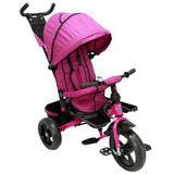 Triciclo Coche Reversible Rs-4075-2