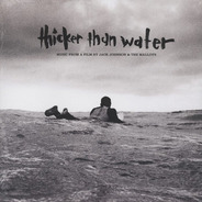 Ost - Thicker Than Water (jack Johnson & The Malloys) Vinilo