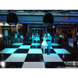 Pista De Baile De Madera Armable Completa