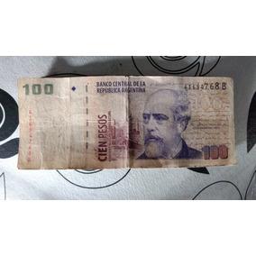 Billete De Cien Pesos Convertibles En Curso Legal