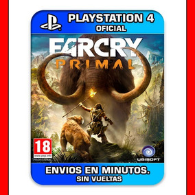 Far Cry Primal Ps4 :: Digital :: Envios En Minutos