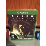 Alien: Isolation: Nostromo Edition Para Xbox One Nuevo