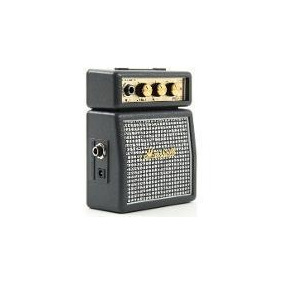 Mini Ampli Marshall Ms-2c Black