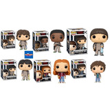 Funko Pop Tv Stranger Things 6 Set Eleven Dustin Mike Max
