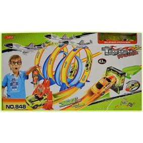 Pista De Autos Track Racing