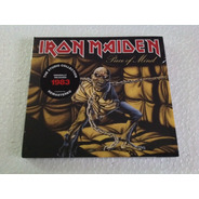 Iron Maiden  - Piece Of Mind - Digipak 2018
