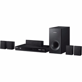 Home Theater Samsung Blu-ray 3d Ht-f4505 500w 5.1 Canais Ful