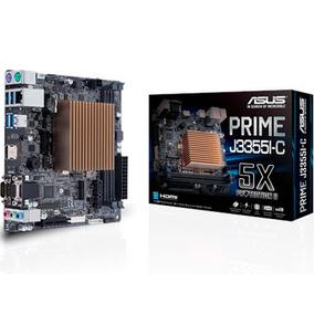 Tarjeta Madre Asus Prime J3355i-c Celeron Dual Core Ddr3