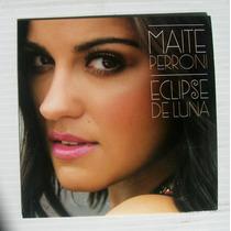 Maite Perroni (rbd) Eclipse De Luna Cd Sencillo Mexicano