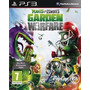 Plants Vs Zombies: Garden Warfare Ps3 Fisico Nuevo Xstation