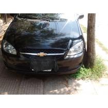 Vendo Chevrolet Classic Año 2011 Negro Ex-taxi