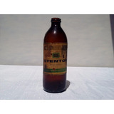 Antigua Botella De Aceite Stentor 1.5 Litros De Mendoza!!!