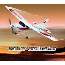 Cessna Sky Eagles Rádio Controle Aeromodelismo.