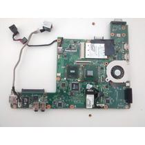 Placa Mãe Netbook Toshiba Nb100 Series