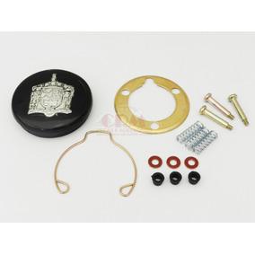 Botão Buzina Fusca, Variant, Tl, Karmann + Reparo Instalação