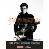 Entrada Campo John Mayer - 29 Oct - Hipódromo De Palermo
