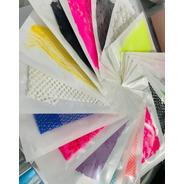 Stencil Tecido Renda Airbrush Aerografia Nail - Kit