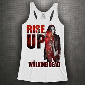 Walking Dead Rosita Tank Top Rott Wear