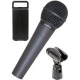 Microfone Behringer Ultravoice Xm8500 Original +frete Grátis