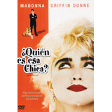 Quien Es Esa Chica Whos That Girl Madonna Pelicula Dvd