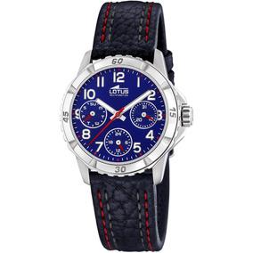 Reloj 18583/2 Azul Lotus Niño Junior Collection