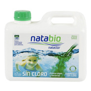 Natabio Sin Cloro Nataclor 2 Litros