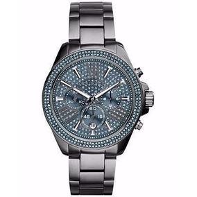 Relógio De Luxo Michael Kors Mk6097 Original Promoção Lindo