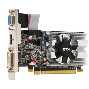 Tarjeta De Video Msi Ati Radeon Hd 6450 1gb- Alphac