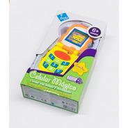 Celular Magico Infantil Con Sonidos New Ar1 6002 Ellobo