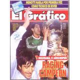 Racing Club Campeon Supercopa 1988 Las 3 Revistas