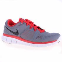 Tenis Nike Flex 2014 Rn (gs) Infantil Feminino Unissex Tênis