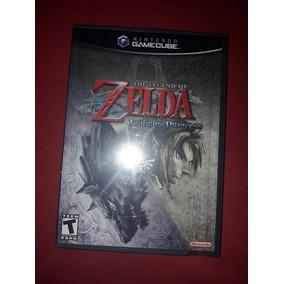Zelda Twilight Princesa Game Cube - Lacrado
