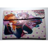 Capa Para Tablet 7 Polegadas Fecho Em Imã - Monster High