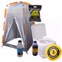Baño Químico 20 Lt+caseta Baño+liquido+ducha Solar Nautika