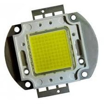 Kit Chip Led 100w+ Fuente 110 V Ac- 36v Dc
