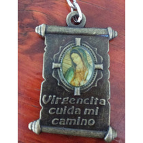 Llaveros Religioso Virgen De Guadalupe,llavero San Benito
