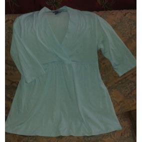 Camisa De Embarazada... Talla L