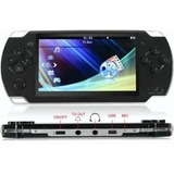 Video Game Portátil Mp3 Mp4 Mp5 Com Muitos Jogos 4gb Camera